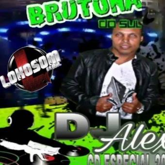 f250 Brutona do Sul especial  DJ ALEX PORTO