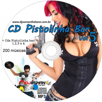 Pistolinha Bar Vol. 5 CD 2