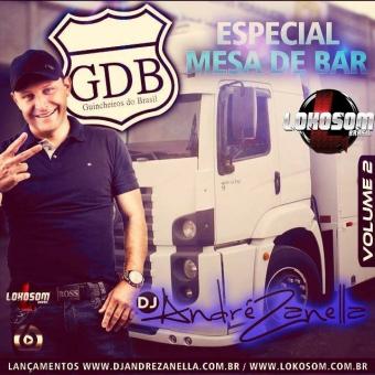 GDB Especial Mesa de Bar - Sertanejo Modão