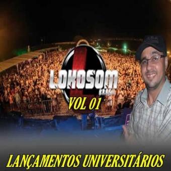 LANÇAMENTOS UNIVERSITÁRIOS VOL 01