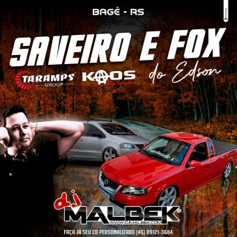 FOX E SAVEIRO DO EDSON VOL1
