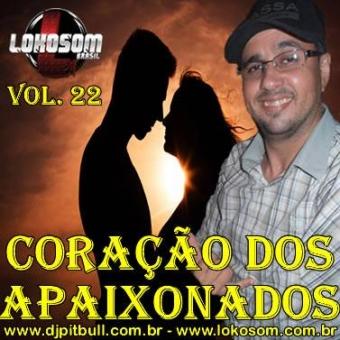 CORAÇÃO DOS APAIXONADOS VOL 22