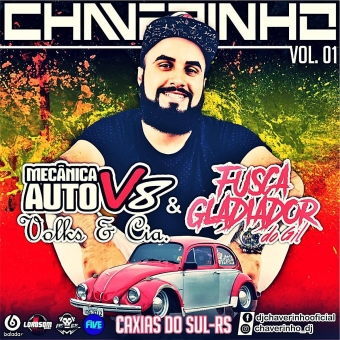 Cd Mecânica Auto V8 Volks e CIA e Fusca Gladiador Do Gil Vol.1