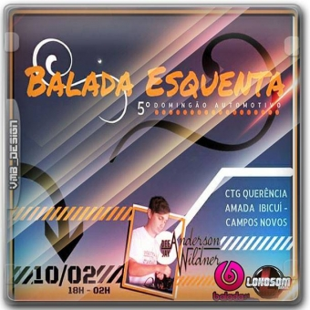 ESQUENTA 5º DOMINGÃO AUTOMOTIVO