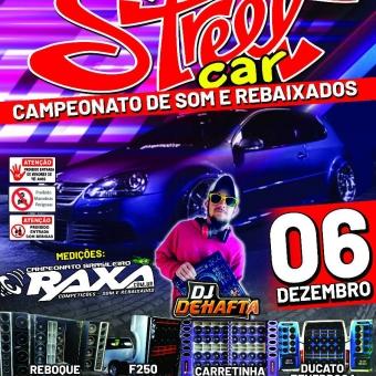 STREET CAR 14 EDICAO CAMPEONATO DE SOM E REBAIXADOS    FAISMO SAO MIGUEL DO OESTE SC DJ DEHAFTA