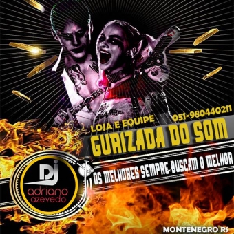 CD EQUIPE GURIZADA DO SOM 2021