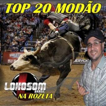 TOP 20 MODÃO NA ROZETA