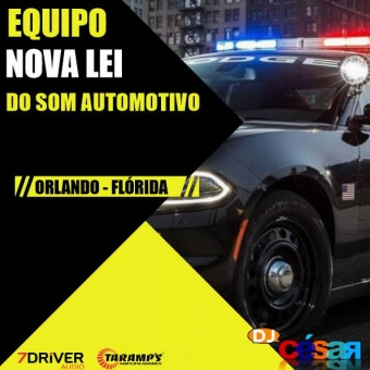 Equipo Nova Lei do Som Automotivo - DJ César