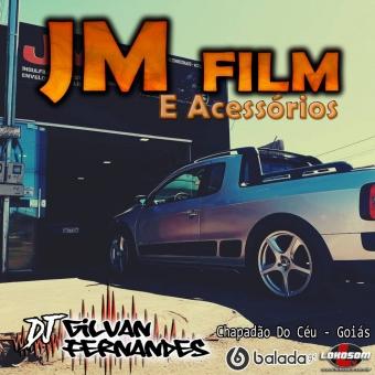 CD - JM Film e Acessorios - DJGilvan Fernandes