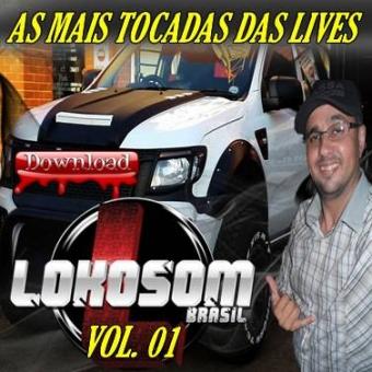 AS MAIS TOCADAS DAS LIVES VOL 01