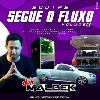 EQUIPE SEGUE O FLUXO