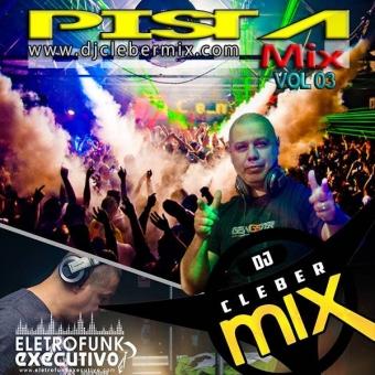 CD PISTA MIX VOL 03 /2017