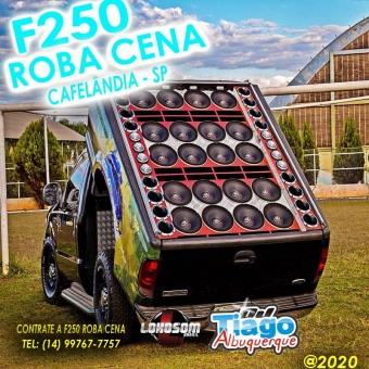 F250 ROBA CENA 2020 - DJ TIAGO ALBUQUERQUE