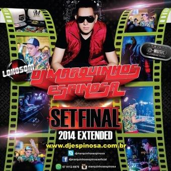 Set Redbull Thre3style Final Brasil 2014