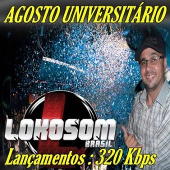 AGOSTO UNIVERSITÁRIO (Só Lançamentos)