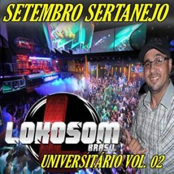 SETEMBRO SERTANEJO UNIVERSITÁRIO VOL 02