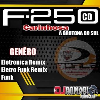 F250 BRUTONA DO SUL DJ ROMARIO ROBA A CENA