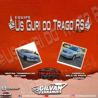 EQUIPE US GURI DO TRAGO VOL 2