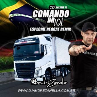 Comando Br 101 Volume 16 Reggae Remix