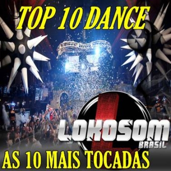 TOP 10 DANCE AS MAIS TOCADAS (MID BACK)