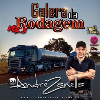 Galera da Rodagem Volume 5 ((Ao vivo))