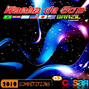 Official Competition Music - Racha De Som Brazil