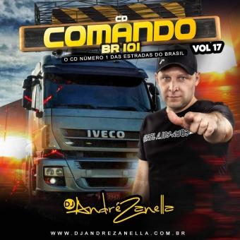 Comando Br 101 Volume 17 ((Ao Vivo))