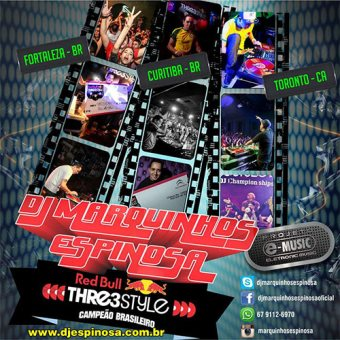 Sets Red Bull Thre3style