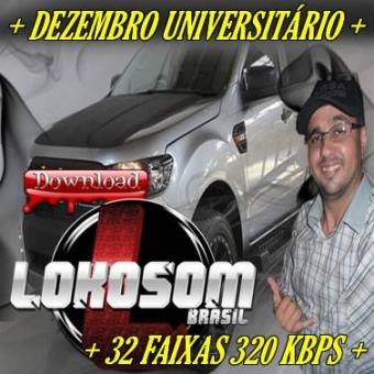 DEZEMBRO UNIVERSITÁRIO SÓ LANÇAMENTOS