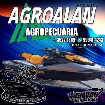 Agro Alan Volume 07 - DJ Gilvan Fernandes