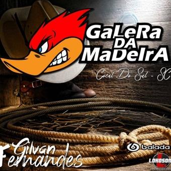 Galera Da Madeira - DJ Gilvan Fernandes