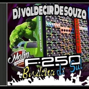 f250BRUTONA DOSUL DJ VALDECIR DE SOUSA