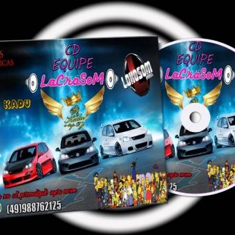 LACRASOM COM O TOP DJ KADU