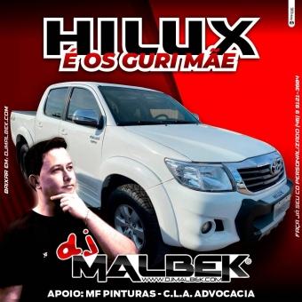HILUX E OS GURI MAE
