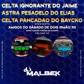 AMIGOS DO SABADO VOL2