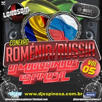 Conexão Roménia/rússia Vol. 05