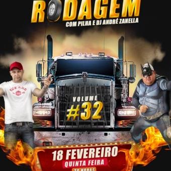 Programa Na Rodagem Volume 32