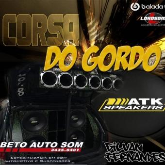Corsa do Gordo - DJ Gilvan Fernandes