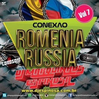 Conexão Romênia Rússia Vol. 07