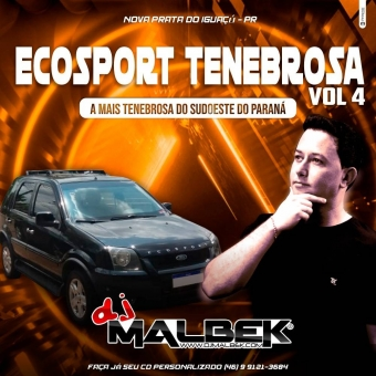 ECO SPORT TENEBOSA VOL4