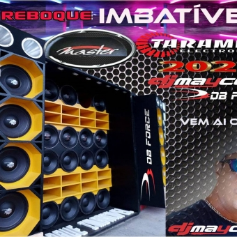 REBOQUE IMBATIVÉL 2021 DJ MAYCON DB FORCE WHATS 65 992645724