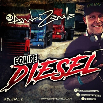 Equipe Diesel Volume 2 ((Ao vivo com Fala))