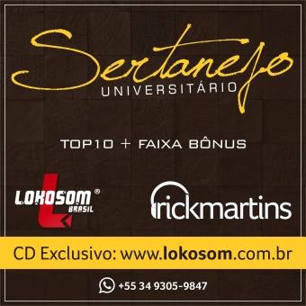 Sertanejo Universitário Vol. 1