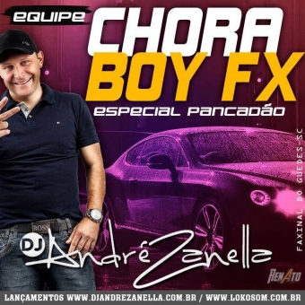 Chora Boy Fx Especial Pancadão