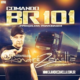 Comando Br 101 (Cd com Fala)