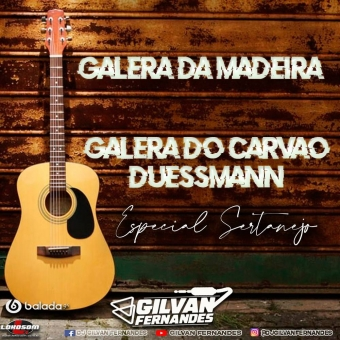 Galera do Carvao Duessmann - Galera da Madeira - DJ Gilvan Fernandes
