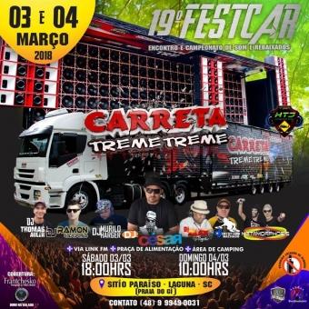 19º Fest Car - Laguna SC
