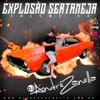 Explosão Sertaneja Volume 34 (76 Musicas)