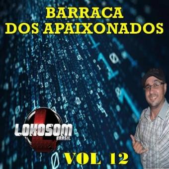 BARRACA DOS APAIXONADOS VOL12