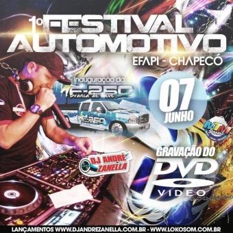 1º Festival Automotivo com a F250 Trucadona